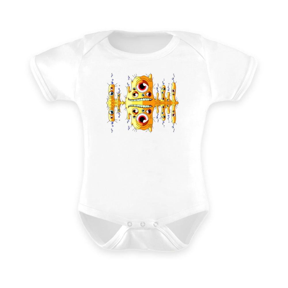 Baby-Strampler baby body-s bodies strampler lang-arm kurz-arm mädchen junge papa mama mit spruch sprüche-n blubbah