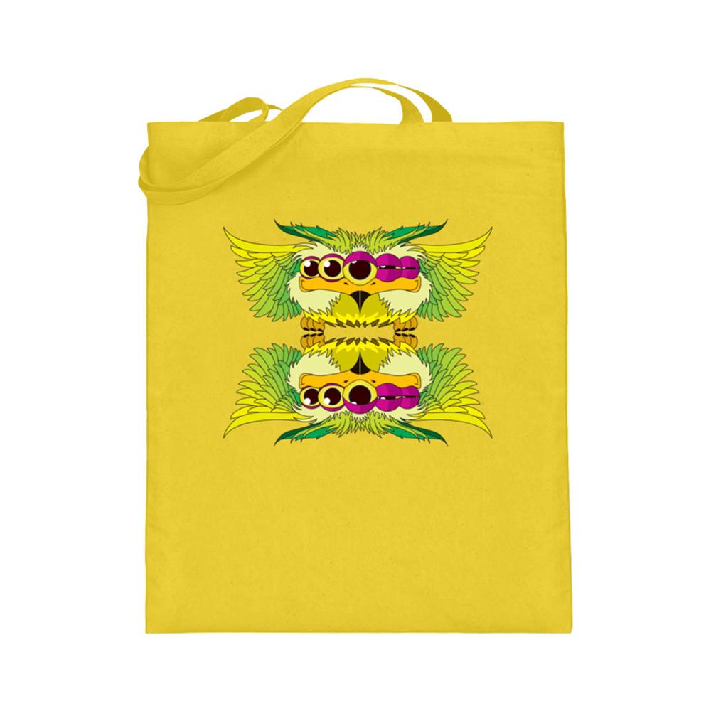 jute-beutel berlin-monster-art bedruckte tasche-n einkaufen geburtstag verschenken geschenkidee monster streetart owlen eule