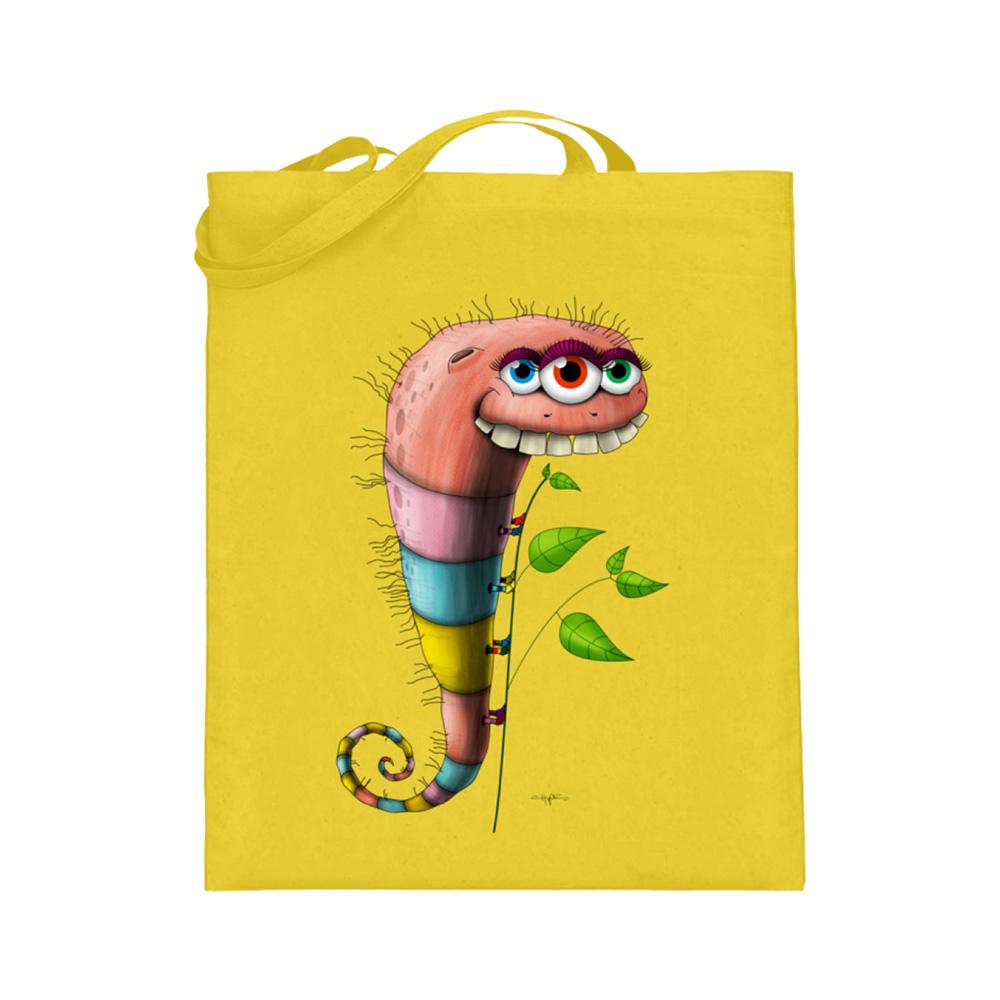 jute-beutel berlin-monster-art bedruckte tasche-n einkaufen geburtstag verschenken geschenkidee monster streetart