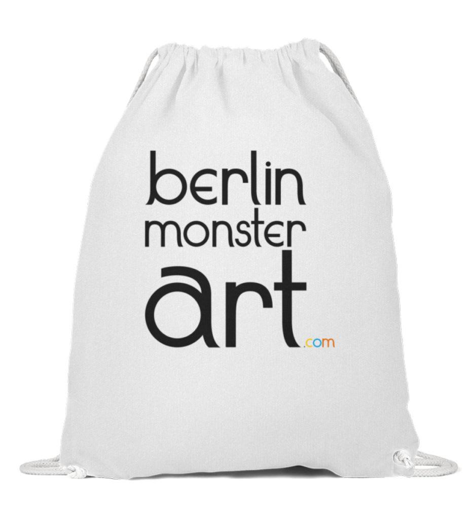 Gymsack - berlin-monster-art berlinmonsterart sport tasche