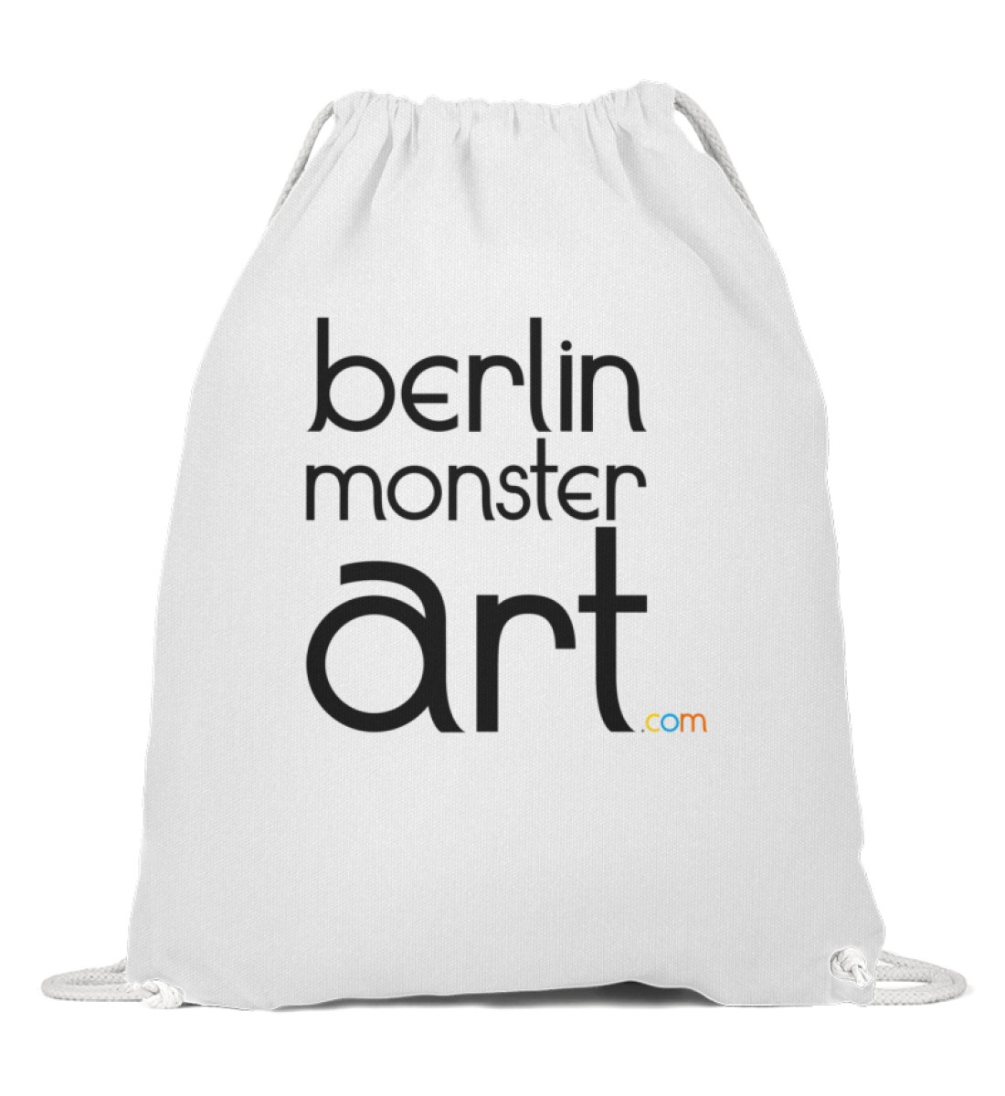 Gymsack - berlin-monster-art berlinmonsterart sport tasche