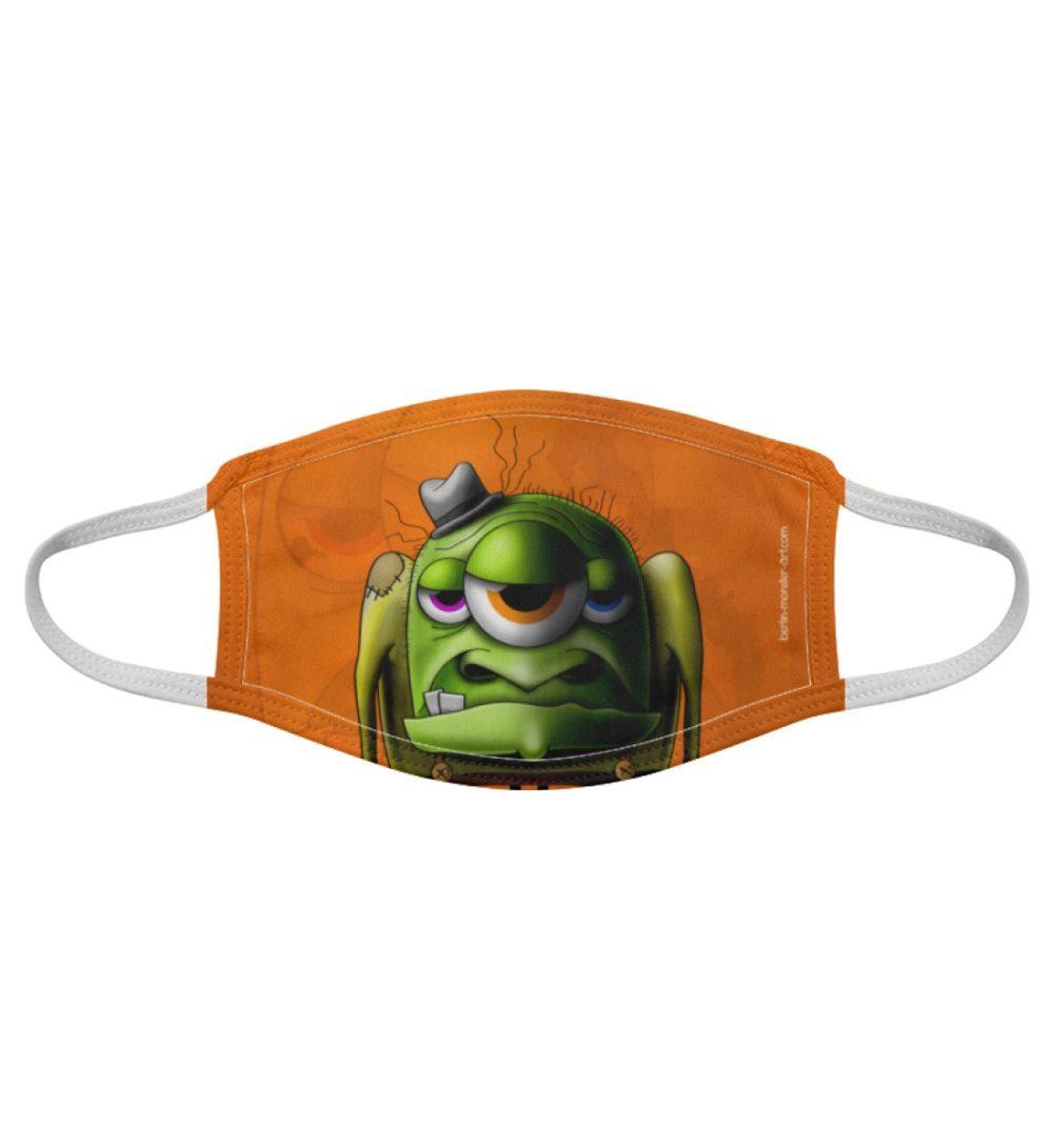 Atemschutz-Maske-Old-Man-orange - Gesichtsmaske-7019