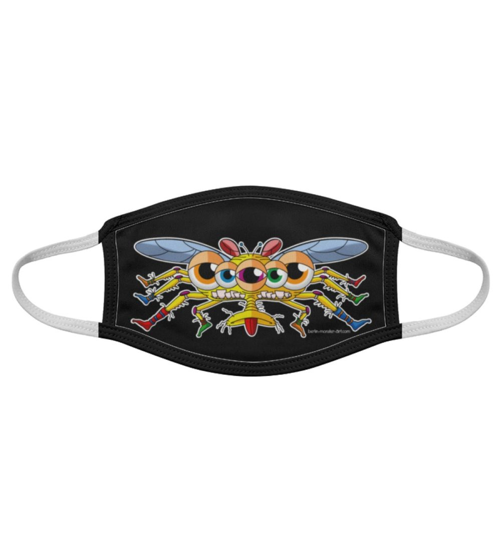 Atemschutz-Maske-flynt-black - Gesichtsmaske-7019