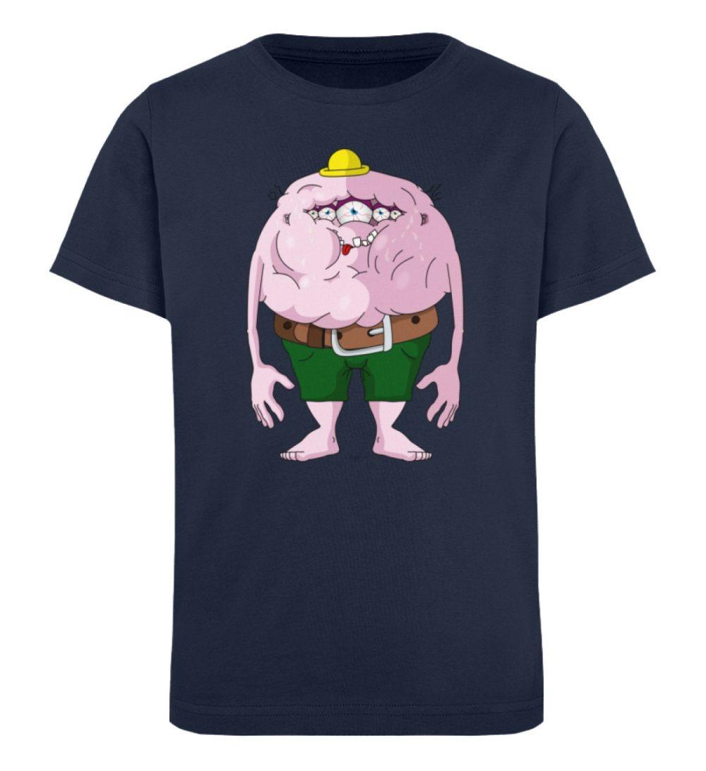 berlin-monster-art-shirt-kids-fats - Kinder Organic T-Shirt-6887