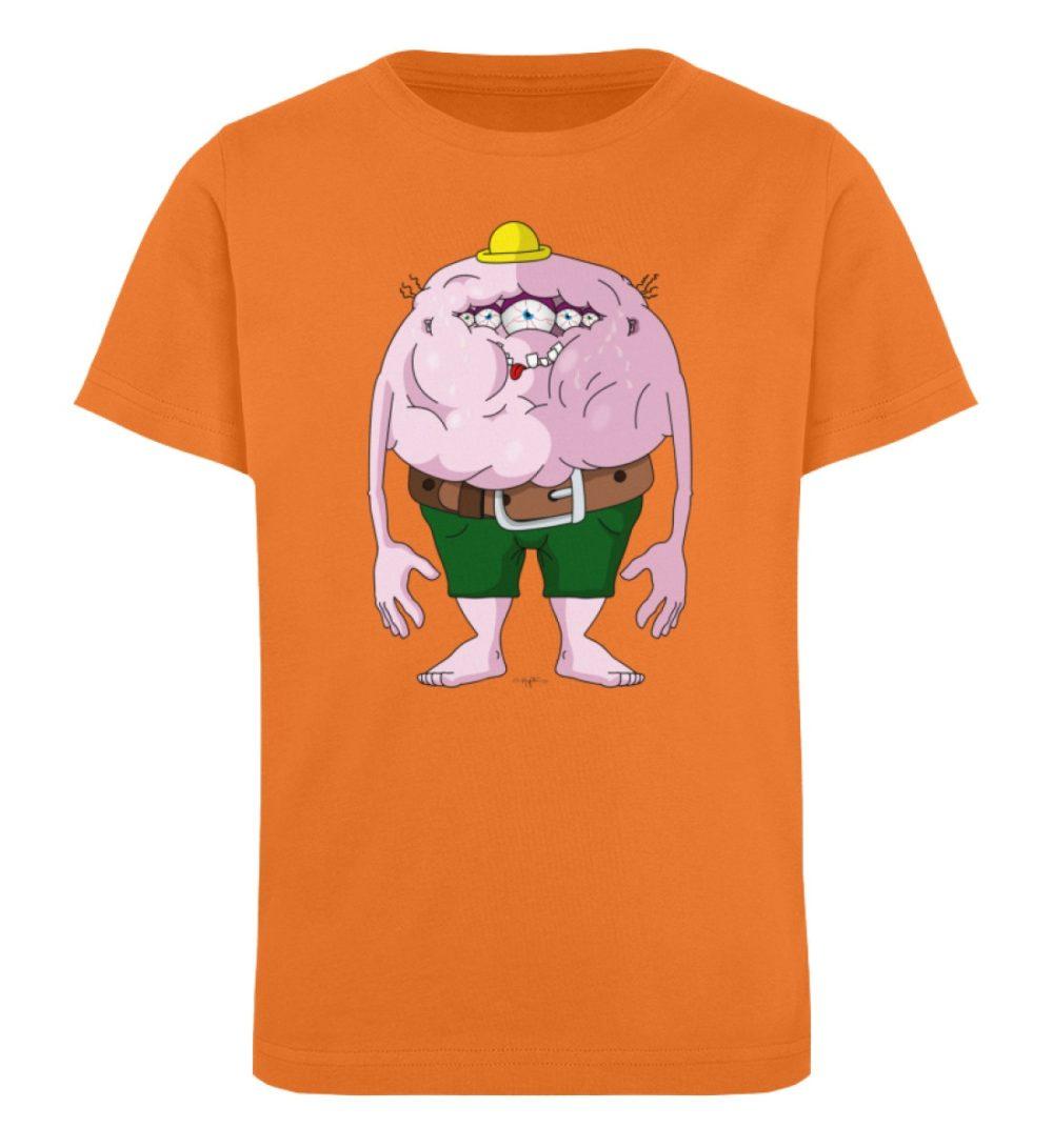 berlin-monster-art-shirt-kids-fats - Kinder Organic T-Shirt-6902