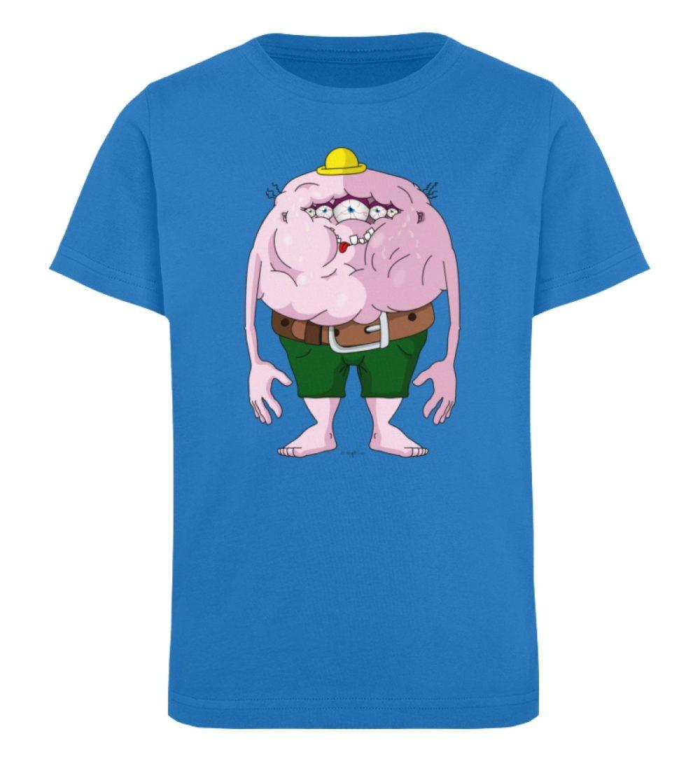 berlin-monster-art-shirt-kids-fats - Kinder Organic T-Shirt-6886
