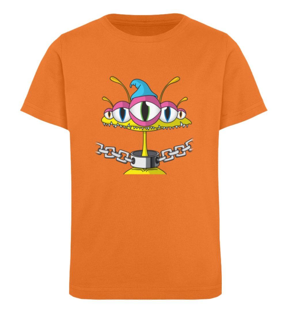 berlin-monster-art-shirt-kids-aliens - Kinder Organic T-Shirt-6902