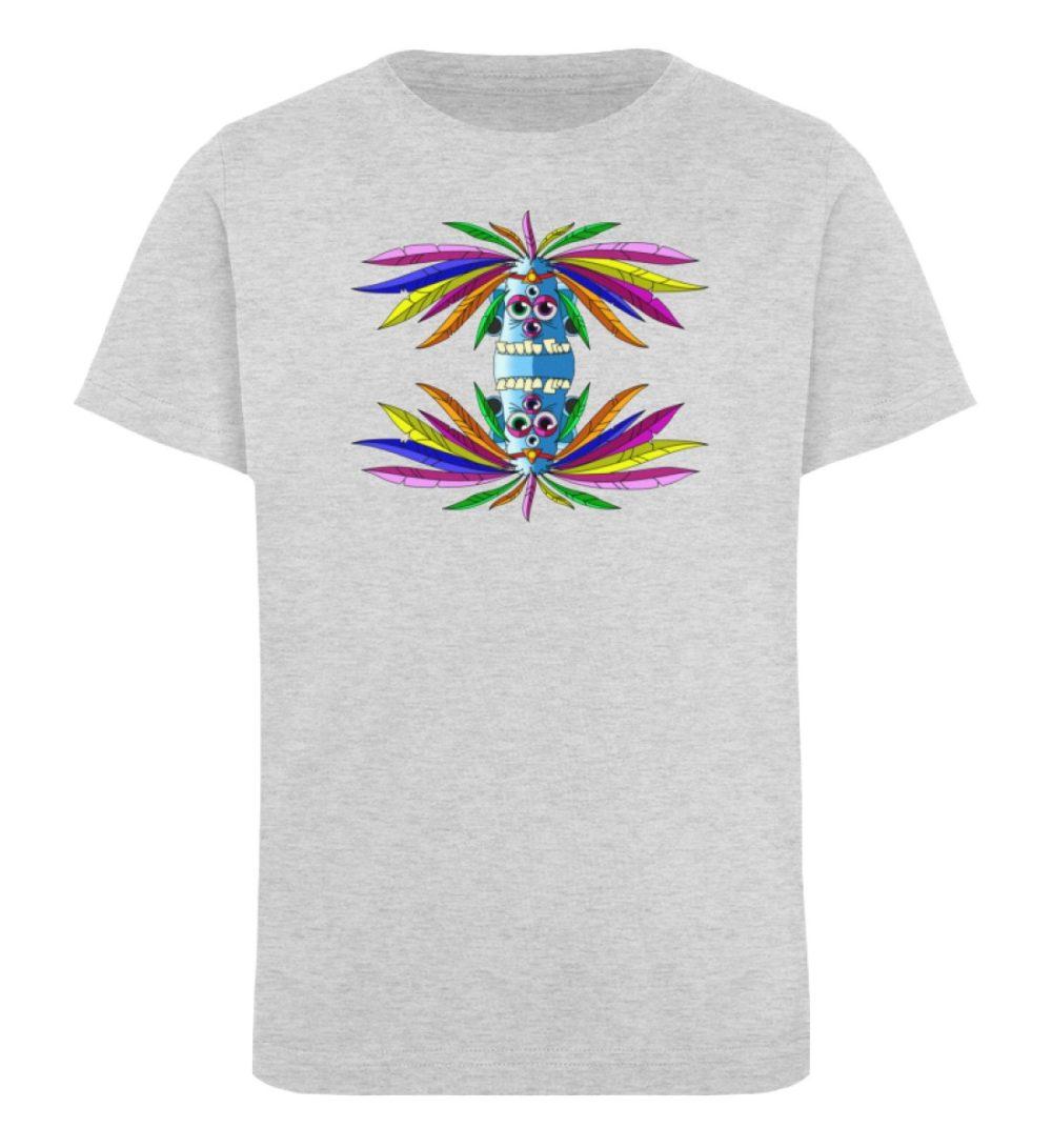 berlin-monster-art-shirt-kids-manolo - Kinder Organic T-Shirt-6892