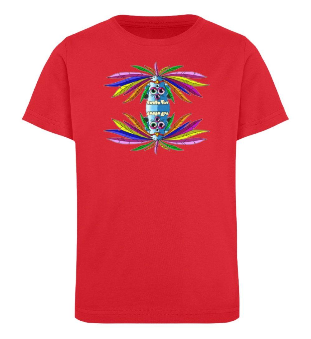 berlin-monster-art-shirt-kids-manolo - Kinder Organic T-Shirt-6882