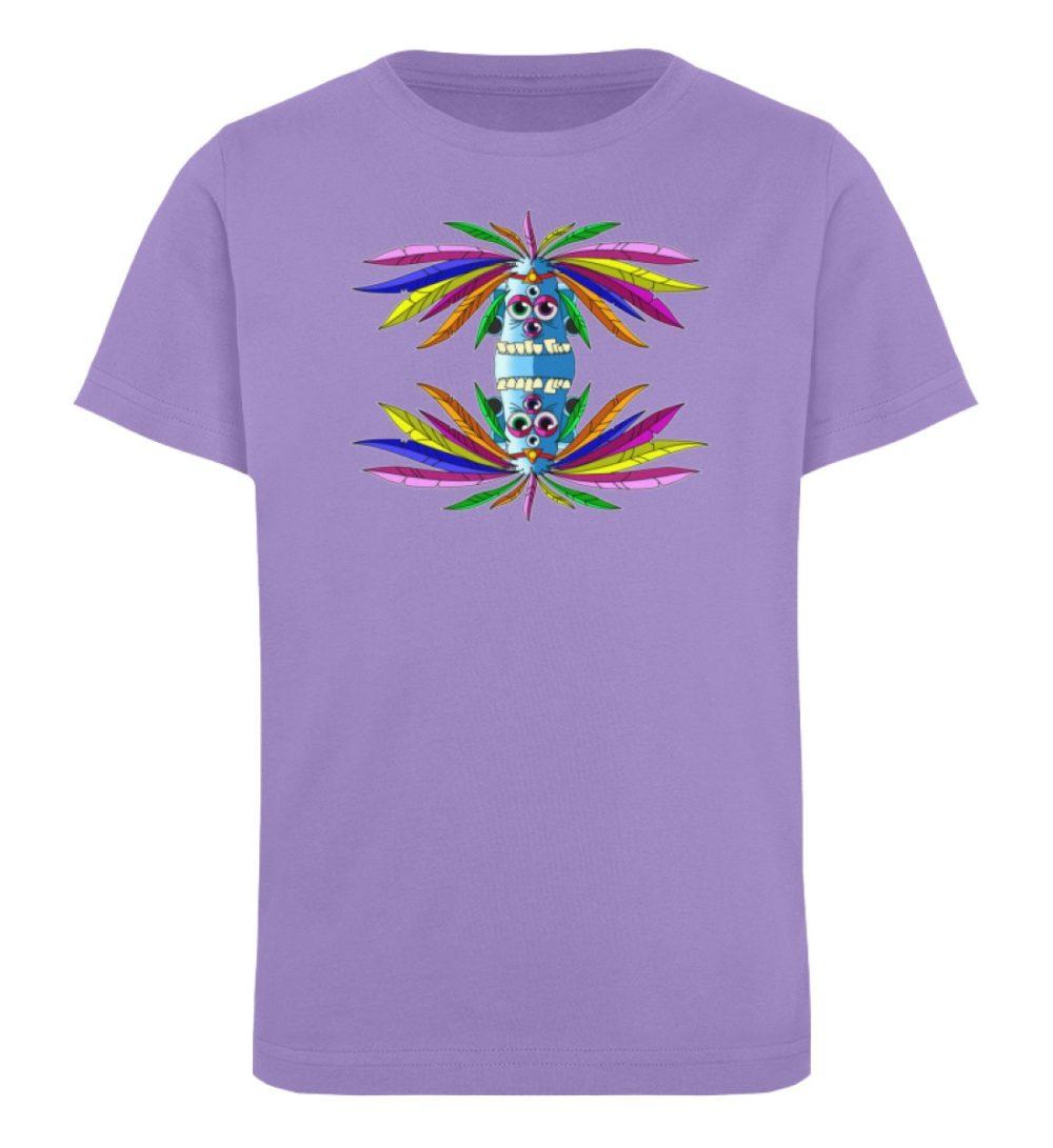 berlin-monster-art-shirt-kids-manolo - Kinder Organic T-Shirt-6904