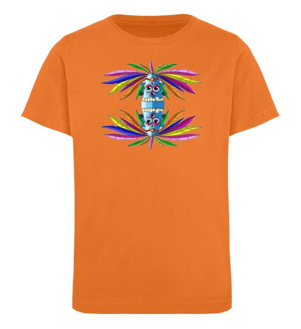 berlin-monster-art-shirt-kids-manolo - Kinder Organic T-Shirt-6902