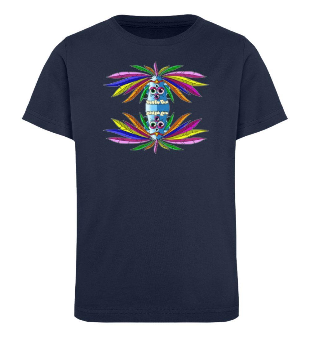 berlin-monster-art-shirt-kids-manolo - Kinder Organic T-Shirt-6887