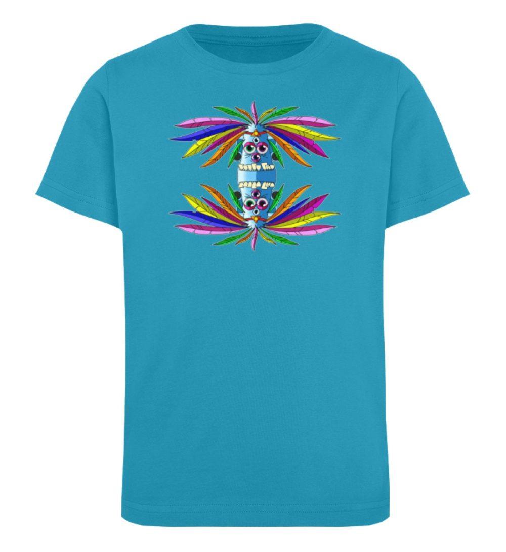 berlin-monster-art-shirt-kids-manolo - Kinder Organic T-Shirt-6885