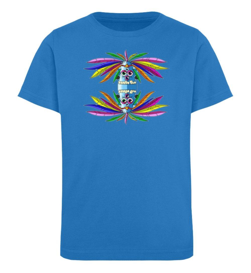 berlin-monster-art-shirt-kids-manolo - Kinder Organic T-Shirt-6886