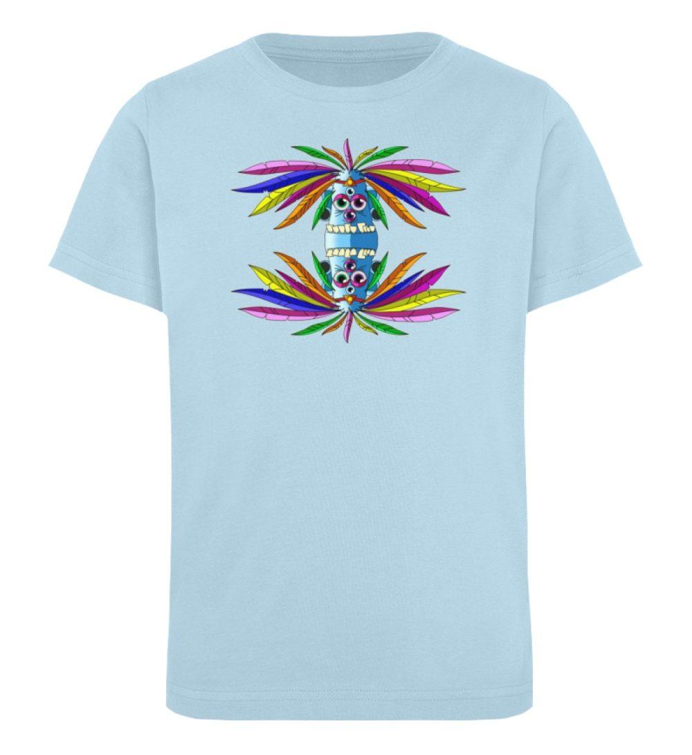 berlin-monster-art-shirt-kids-manolo - Kinder Organic T-Shirt-6888