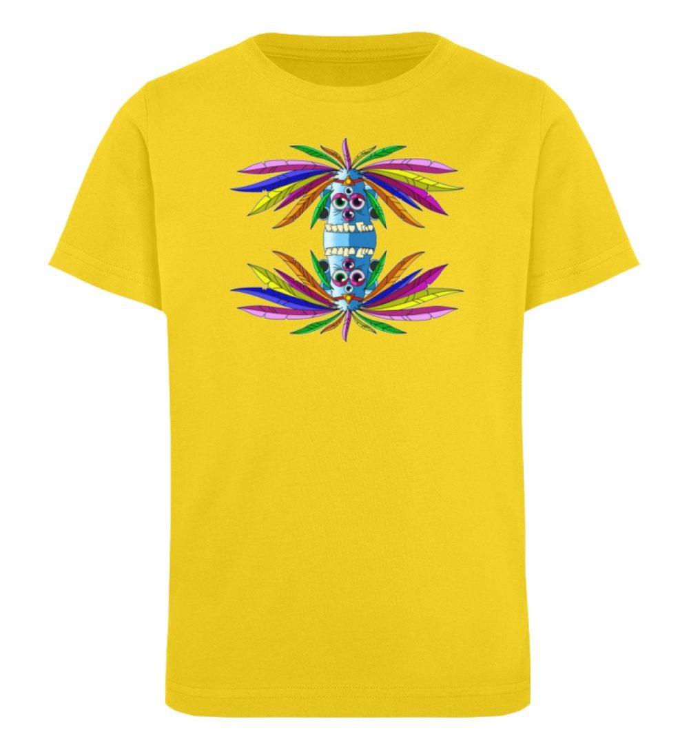 berlin-monster-art-shirt-kids-manolo - Kinder Organic T-Shirt-6905