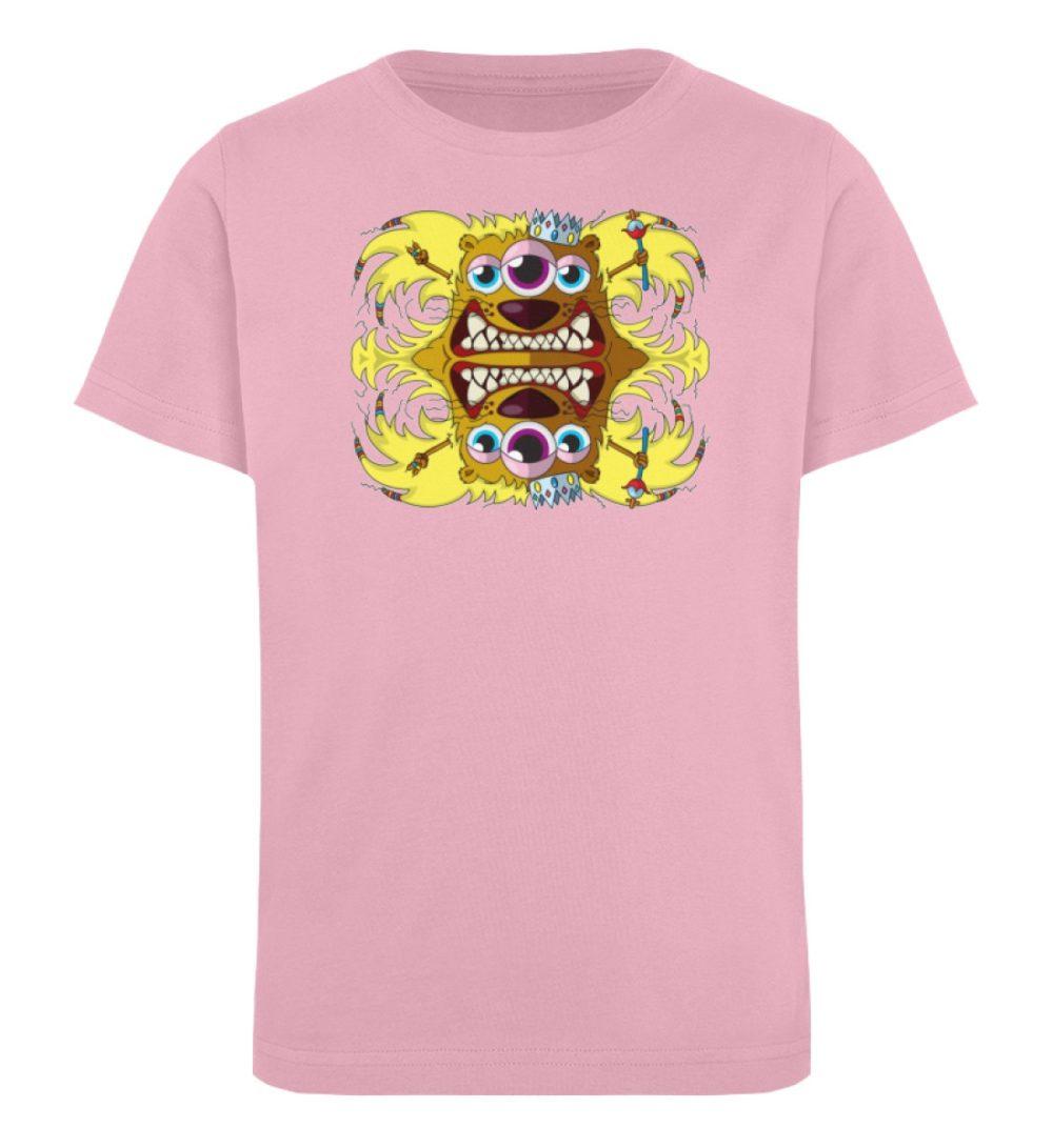 berlin-monster-art-shirt-kids-leonard - Kinder Organic T-Shirt-6903