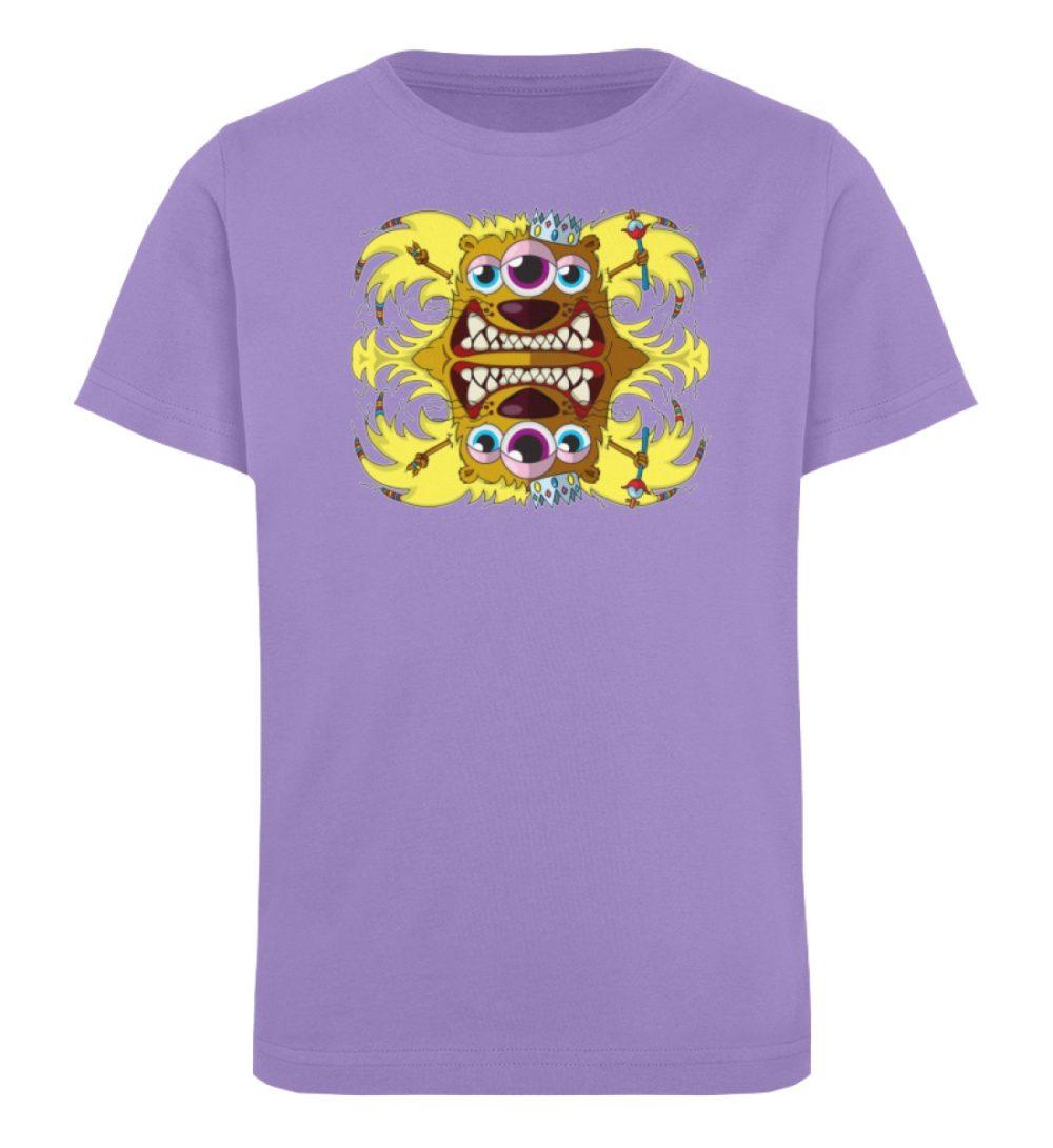 berlin-monster-art-shirt-kids-leonard - Kinder Organic T-Shirt-6904