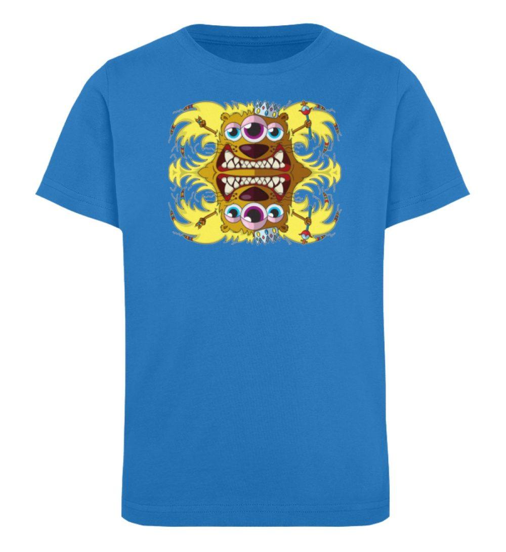 berlin-monster-art-shirt-kids-leonard - Kinder Organic T-Shirt-6886