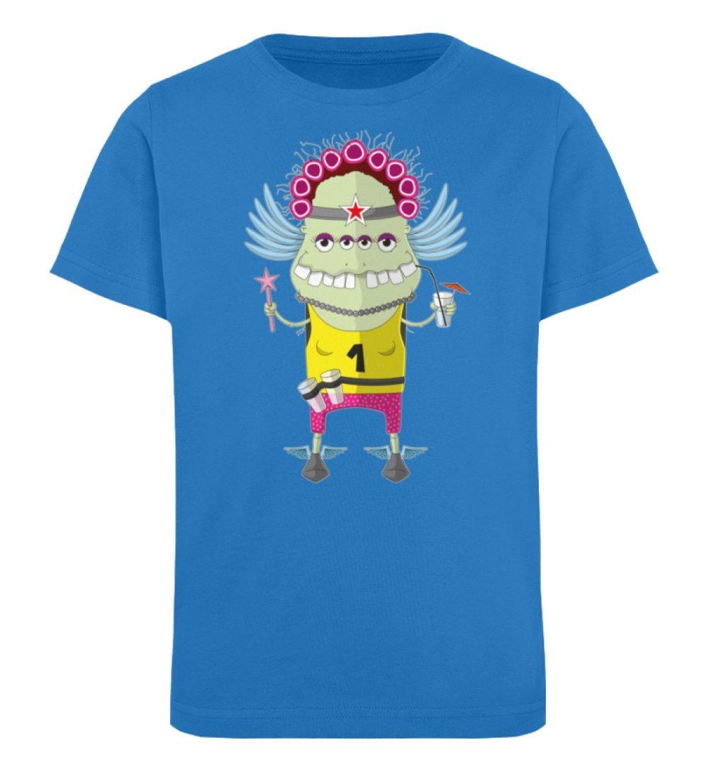 berlin-monster-art-shirt-kids-muddy - Kinder Organic T-Shirt-6886