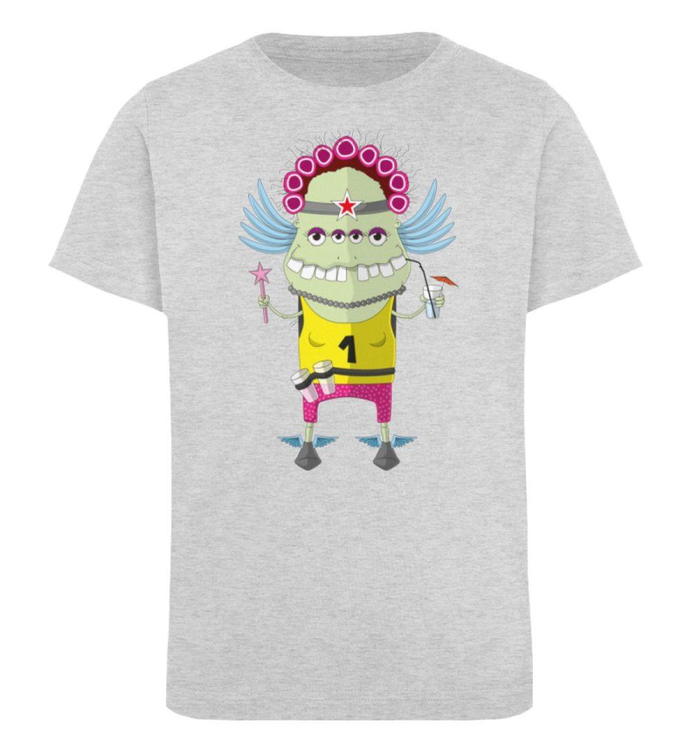 berlin-monster-art-shirt-kids-muddy - Kinder Organic T-Shirt-6892