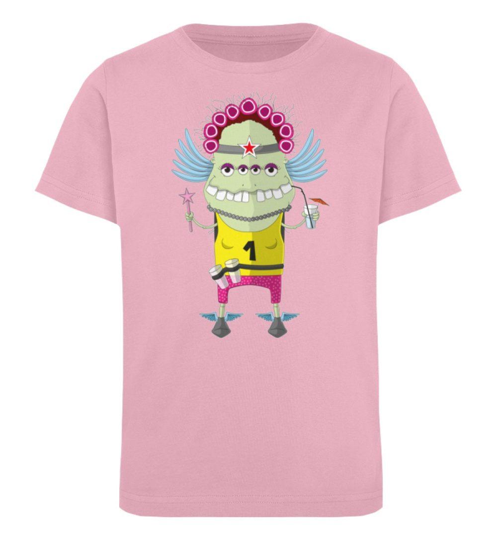 berlin-monster-art-shirt-kids-muddy - Kinder Organic T-Shirt-6903
