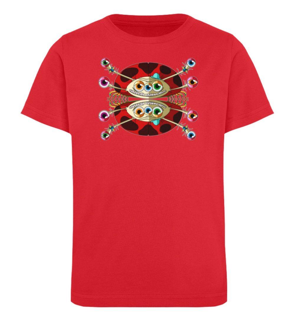 berlin-monster-art-shirt-kids-buckley - Kinder Organic T-Shirt-6882
