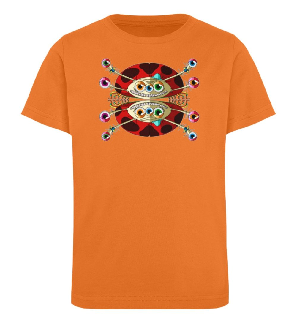 berlin-monster-art-shirt-kids-buckley - Kinder Organic T-Shirt-6902