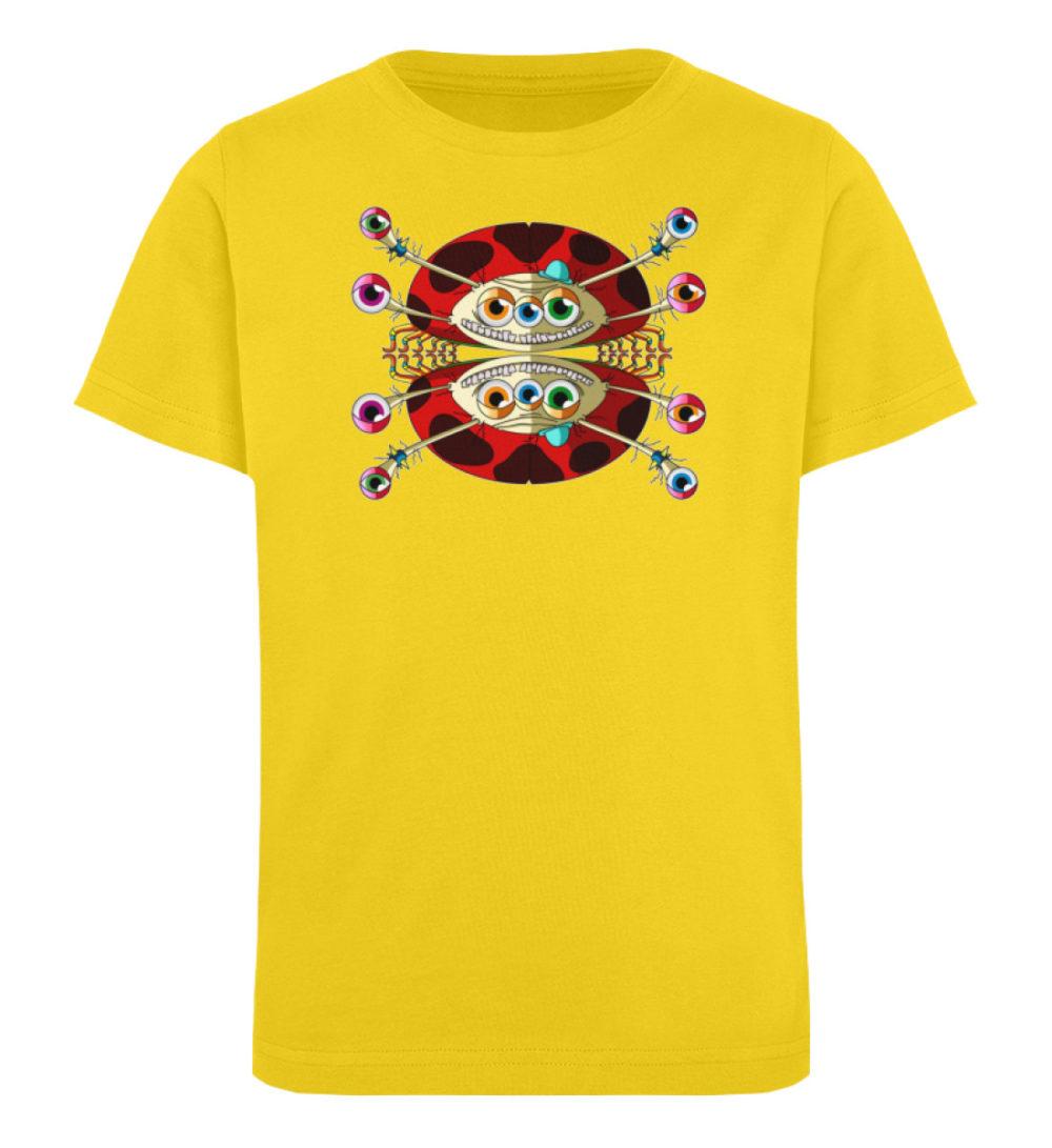 berlin-monster-art-shirt-kids-buckley - Kinder Organic T-Shirt-6905