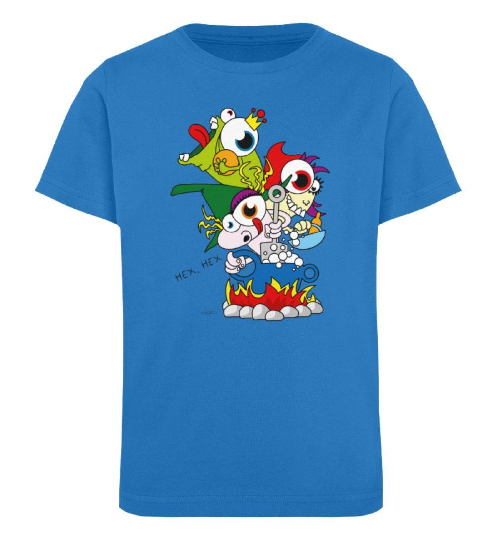 berlin-monster-art-shirt-kids-hex-hex - Kinder Organic T-Shirt-6886