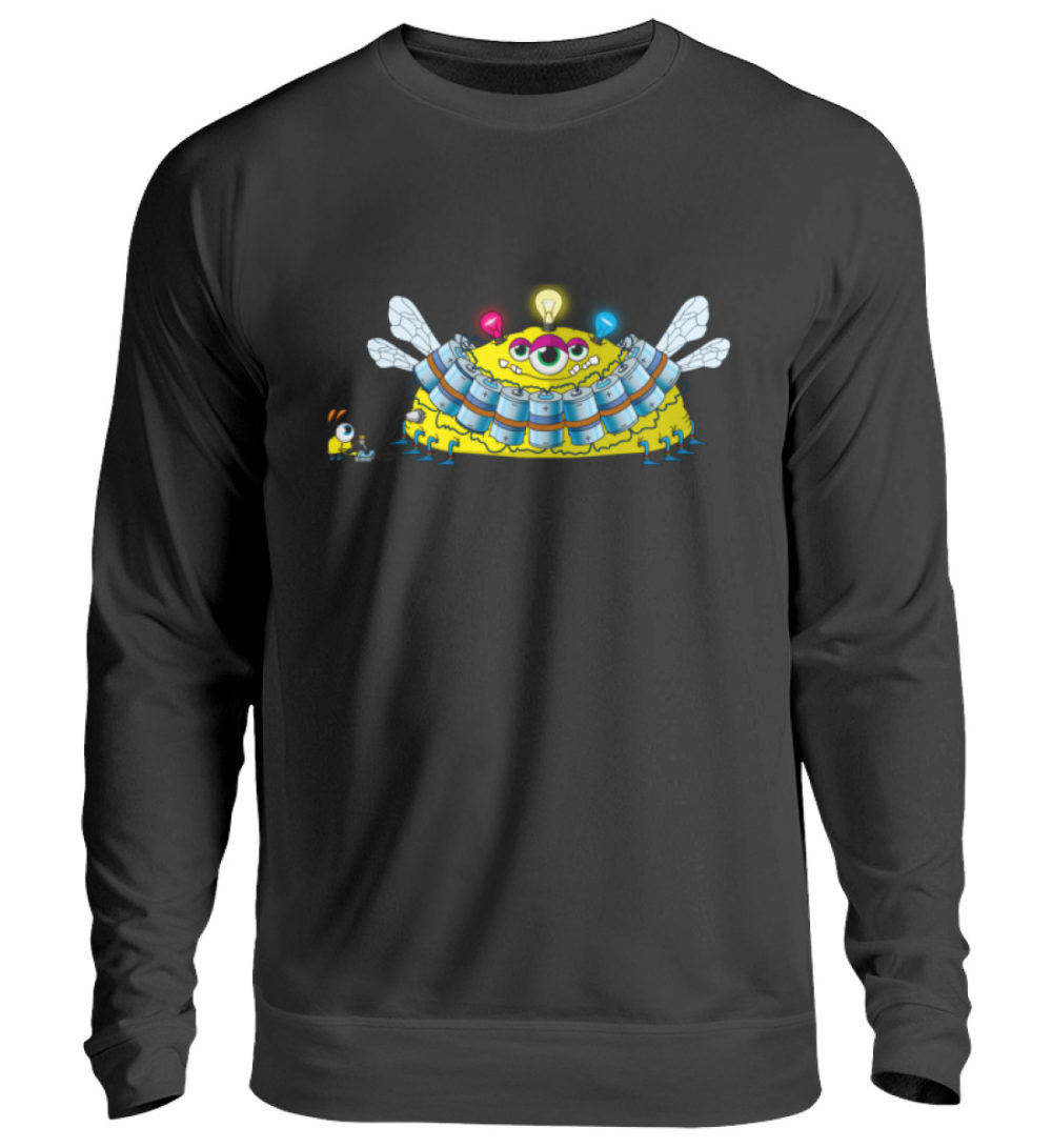 unisex-sweatshirt-longsleeve-energy - Unisex Pullover-1624