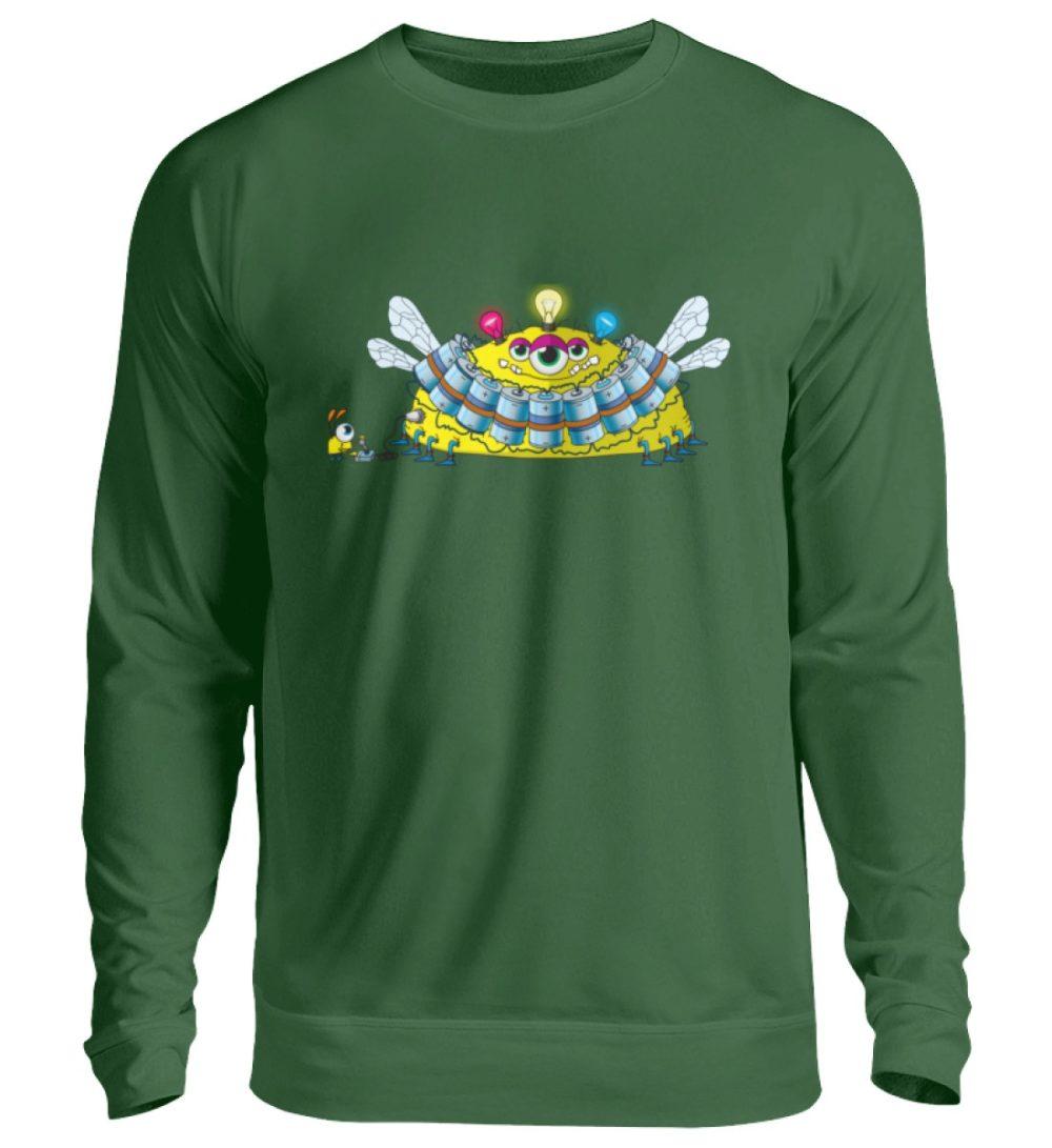 unisex-sweatshirt-longsleeve-energy - Unisex Pullover-833