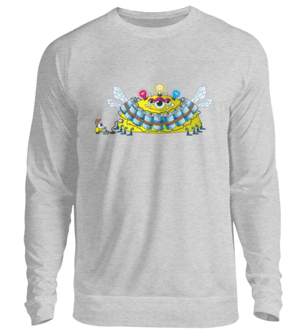 unisex-sweatshirt-longsleeve-energy - Unisex Pullover-17