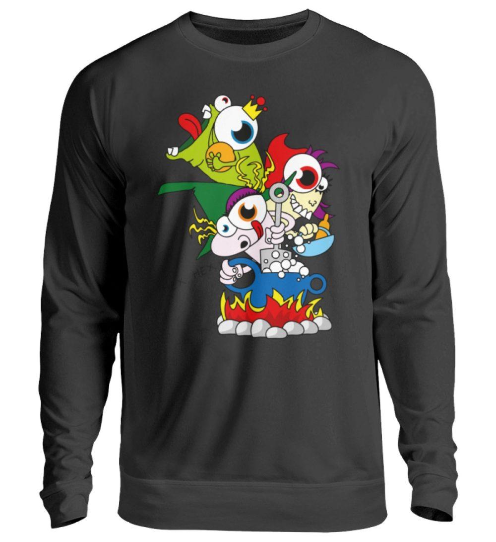 unisex-sweatshirt-longsleeve-hex-hex - Unisex Pullover-1624