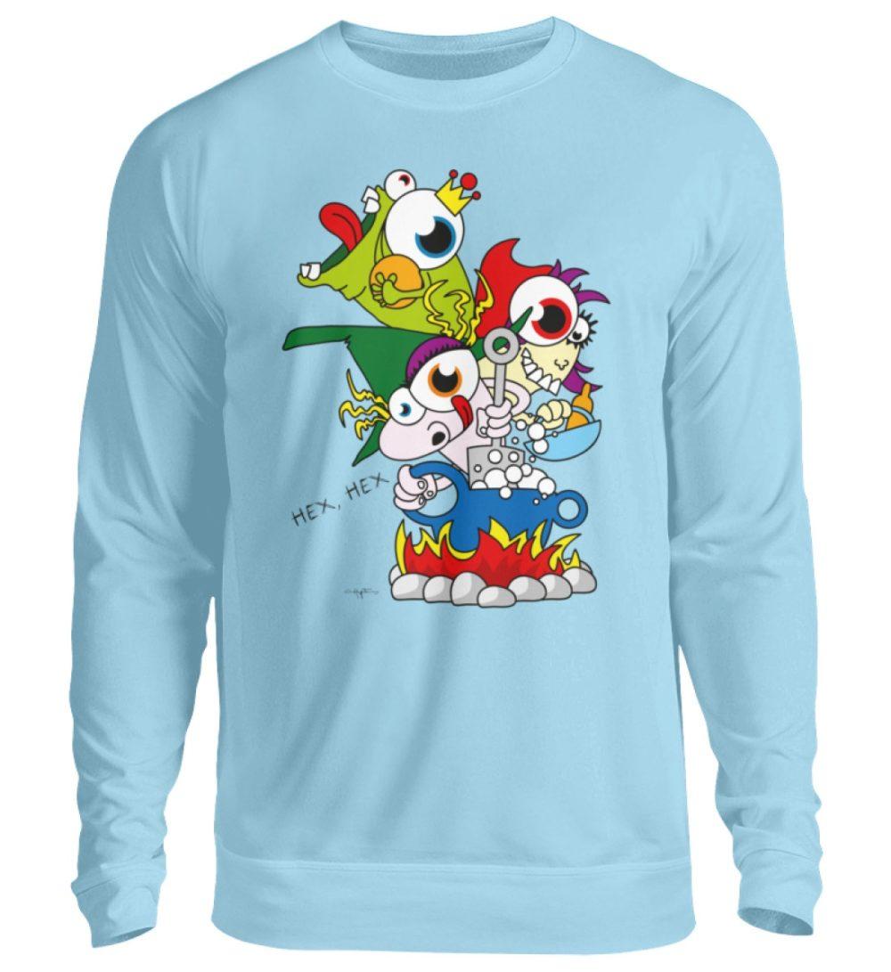 unisex-sweatshirt-longsleeve-hex-hex - Unisex Pullover-674