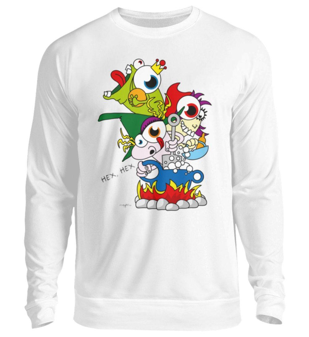 unisex-sweatshirt-longsleeve-hex-hex - Unisex Pullover-1478
