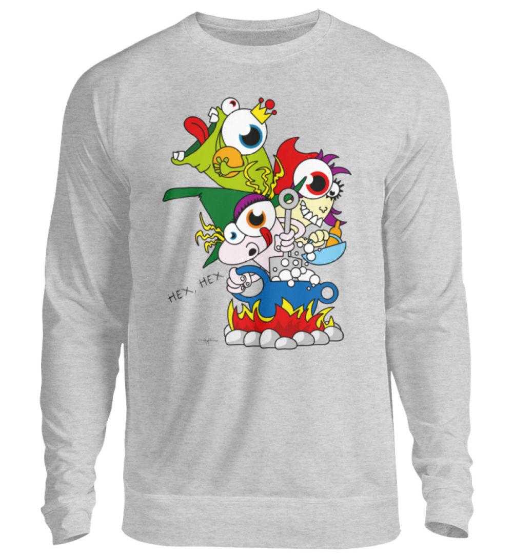 unisex-sweatshirt-longsleeve-hex-hex - Unisex Pullover-17