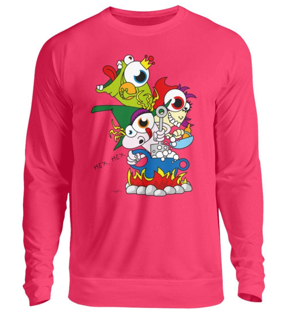 unisex-sweatshirt-longsleeve-hex-hex - Unisex Pullover-1610