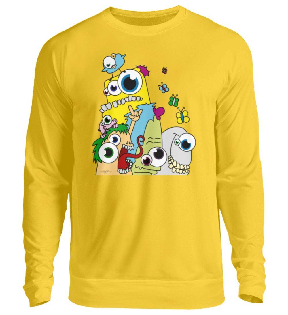 unisex-sweatshirt-longsleeve-pop-art - Unisex Pullover-1774