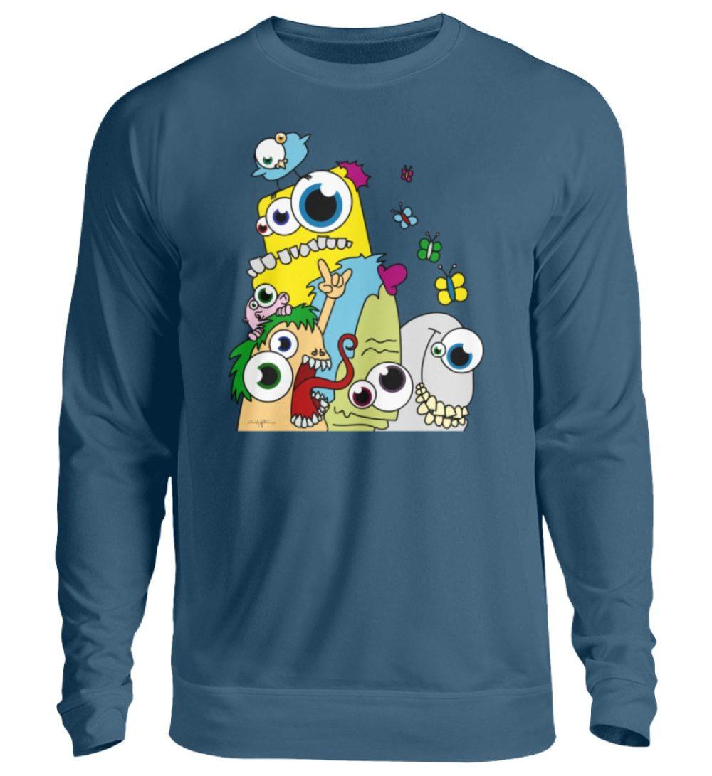 unisex-sweatshirt-longsleeve-pop-art - Unisex Pullover-1461