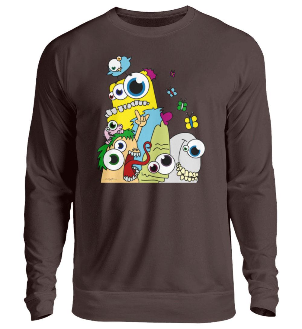 unisex-sweatshirt-longsleeve-pop-art - Unisex Pullover-1604