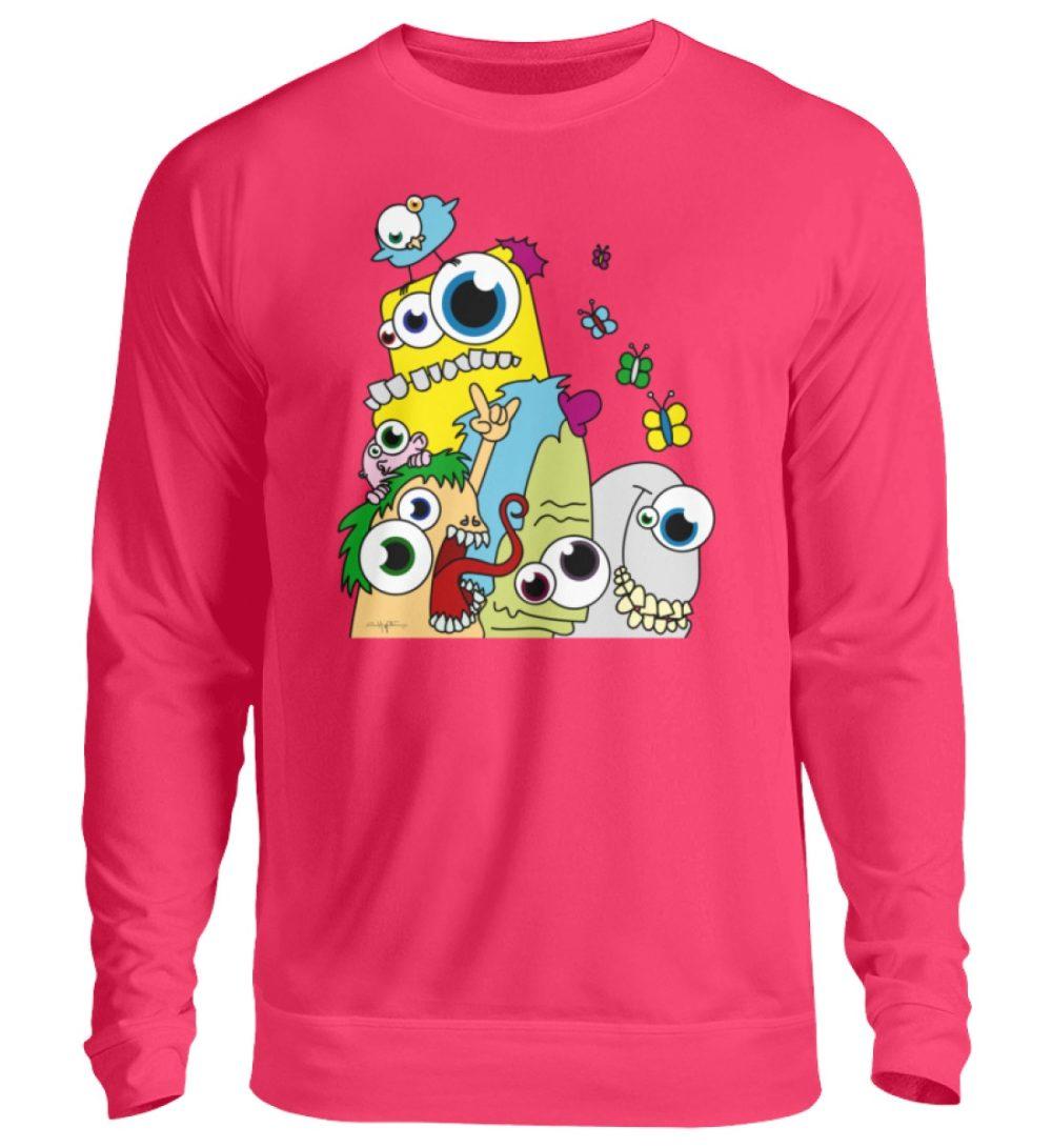 unisex-sweatshirt-longsleeve-pop-art - Unisex Pullover-1610