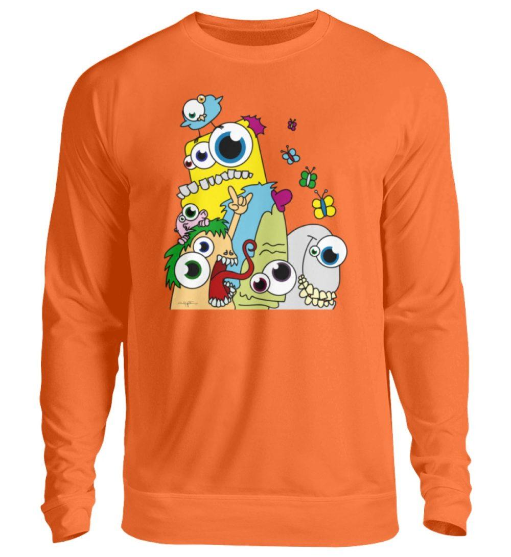 unisex-sweatshirt-longsleeve-pop-art - Unisex Pullover-1692