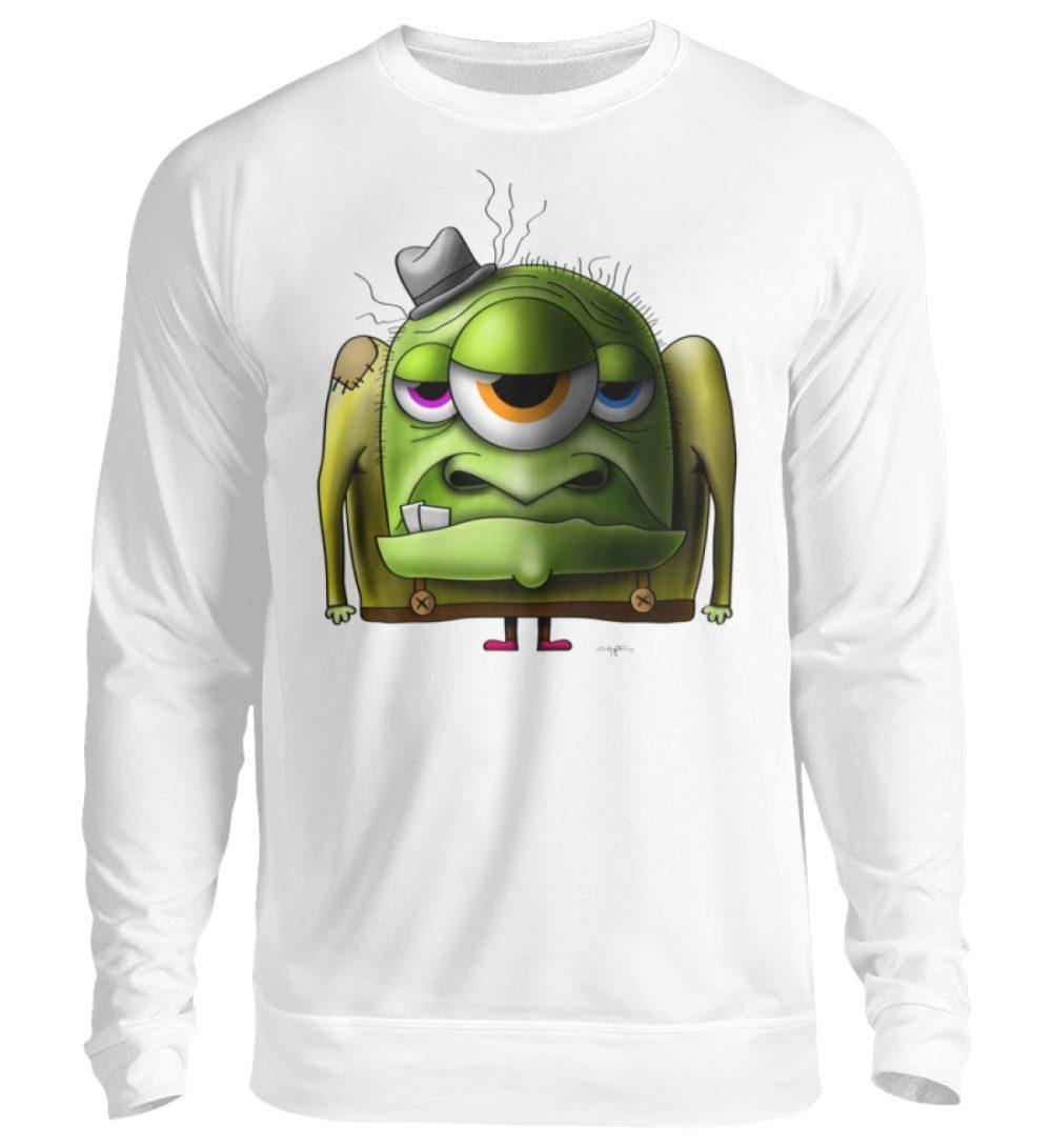 unisex-sweatshirt-longsleeve-old-man - Unisex Pullover-1478