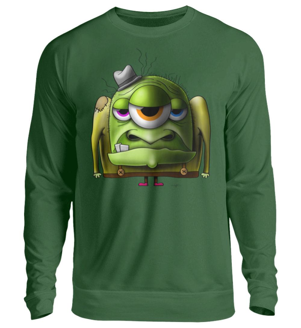 unisex-sweatshirt-longsleeve-old-man - Unisex Pullover-833
