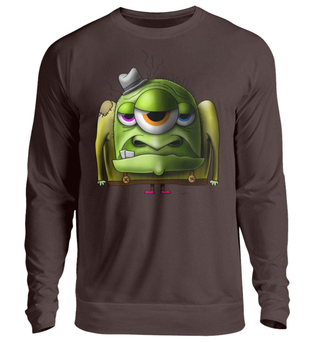 unisex-sweatshirt-longsleeve-old-man - Unisex Pullover-1604