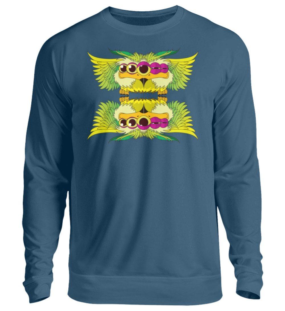 unisex-sweatshirt-longsleeve-owlen - Unisex Pullover-1461