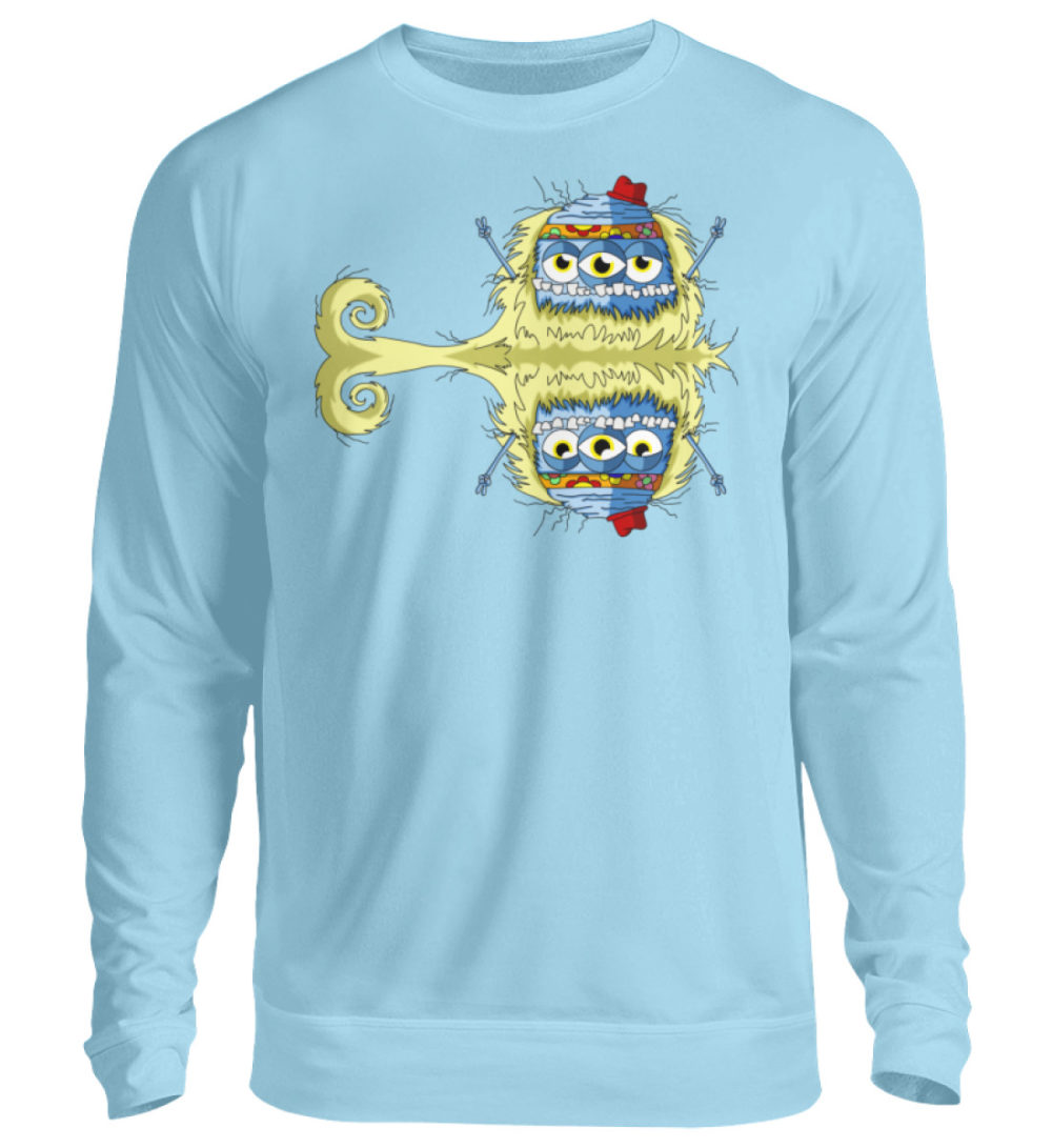 unisex-sweatshirt-longsleeve-edward - Unisex Pullover-674