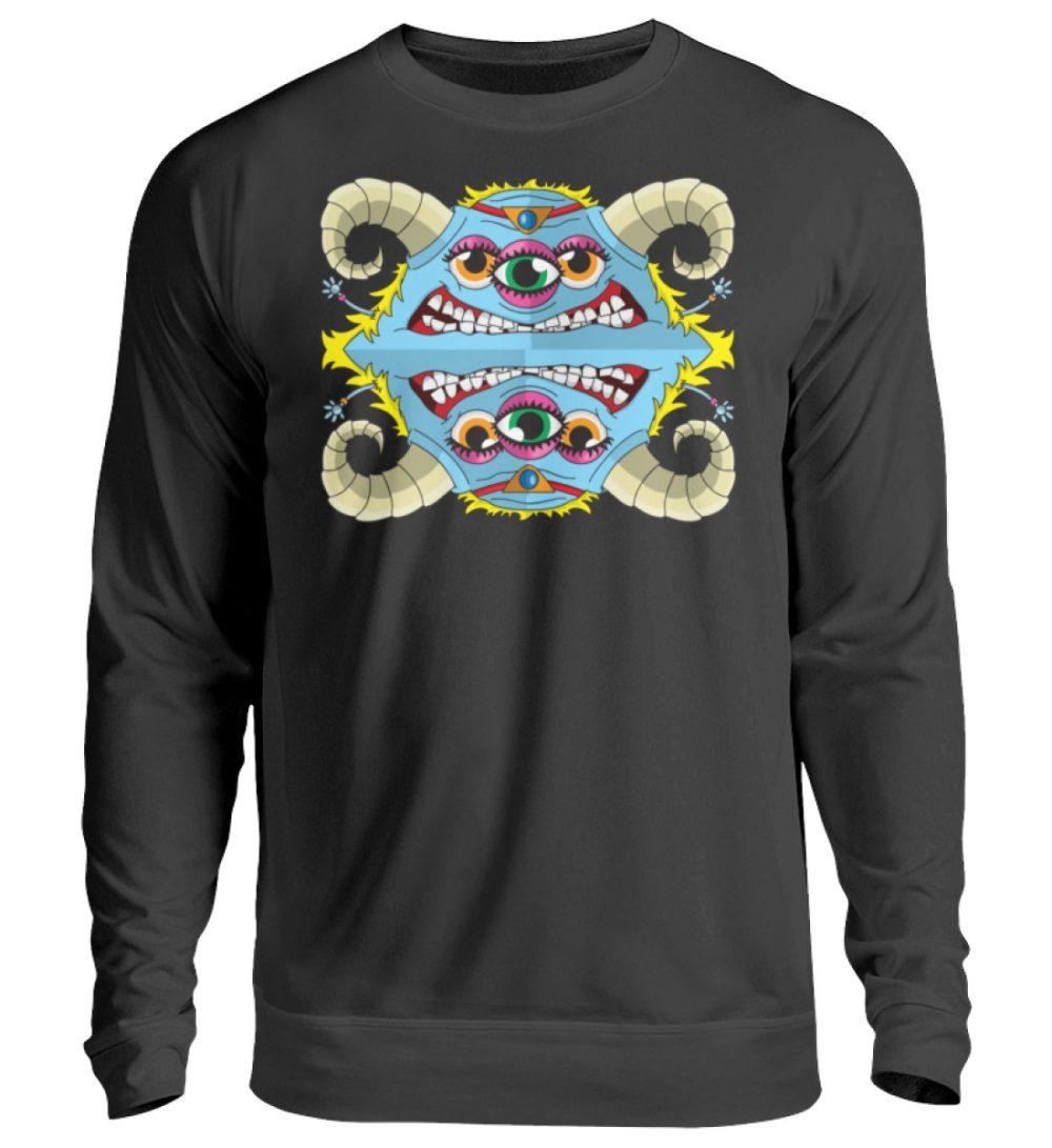 unisex-sweatshirt-longsleeve-widdow - Unisex Pullover-1624