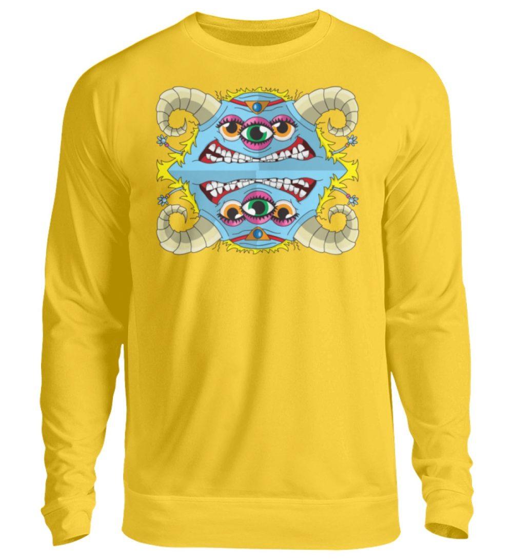 unisex-sweatshirt-longsleeve-widdow - Unisex Pullover-1774